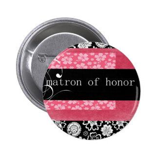 Dame de honneur badges