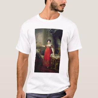 Dame Maria Isabel de Braganza, 1829 de la Reine T-shirt