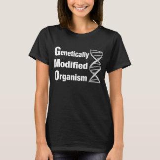 Dames génétiquement modifiées de T-shirt