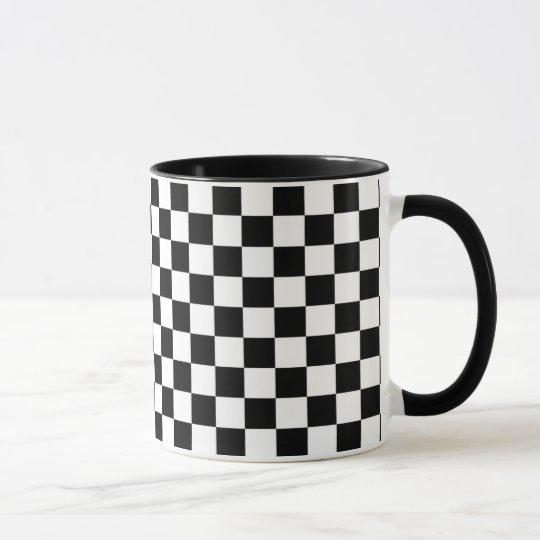 Damier - Mug