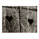 D'amour de Lettres Cartes Postales