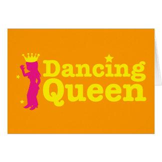 Dancing Queen Carte De Vœux