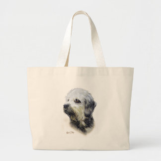 Dandie Dinmont Terrier Grand Sac