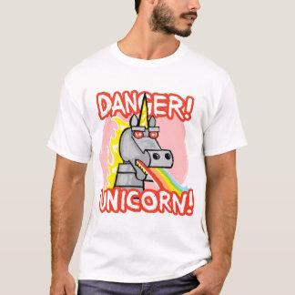 Danger ! Licorne ! T-shirt