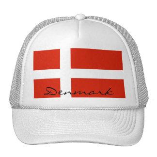 Dannebrog, drapeau national du Danemark Casquette De Camionneur