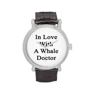 Dans l amour avec un docteur de baleine montres