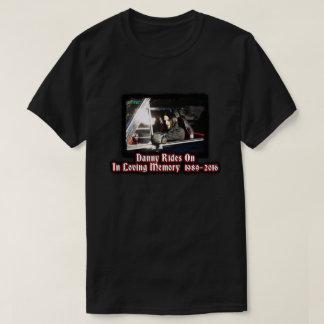 Dans la mémoire de Danny Cutia T-shirt