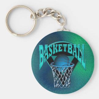 Dans le basket-ball et le panneau arrière de cercl porte-clé rond