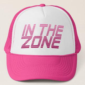 DANS le casquette de coutume de ZONE