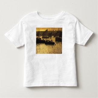 Dans le port, 1895 t-shirt pour les tous petits