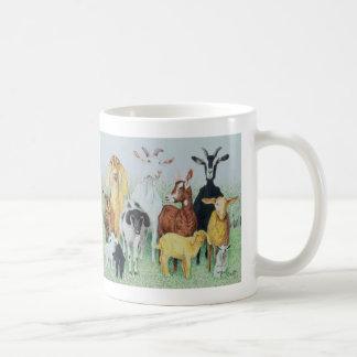 Dans le trèfle mug