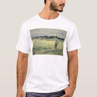 Dans le Wheatfield chez Gennevilliers, 1875 T-shirt
