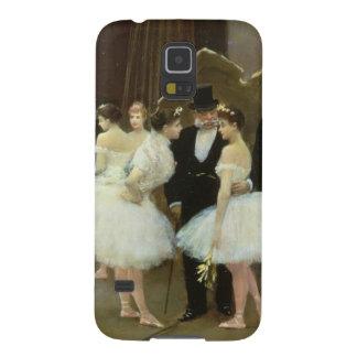 Dans les ailes au théatre de l'opéra, 1889 coque pour samsung galaxy s5