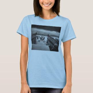 Dans les mâchoires de la deuxième guerre mondiale t-shirt