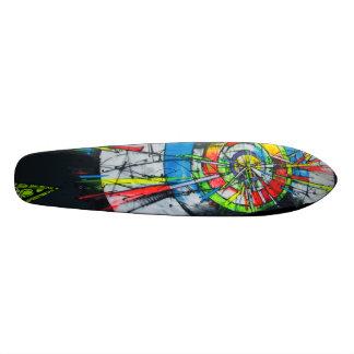 Dans une boudine - art du graffiti Sk8 Skateboards Cutomisables