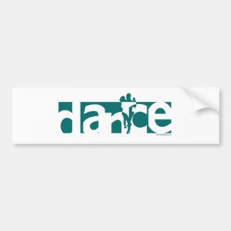 Danse Autocollant De Voiture