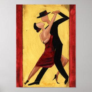 Danse avec moi affiche