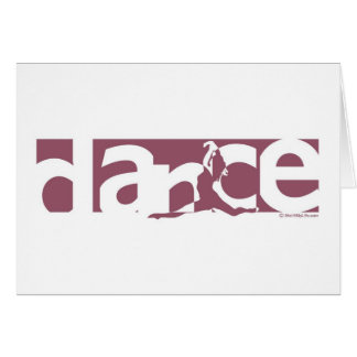 Danse Cartes