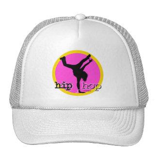 Danse - casquette de fille de hip hop