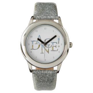Danse ! (Chrome) Montres Bracelet