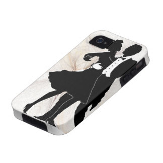 danse iPhone 4/4S case