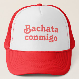 Danse de Bachata Conmigo avec moi casquette latin