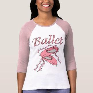 Danse de ballet t-shirts