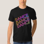 danse de danse de danse t-shirts