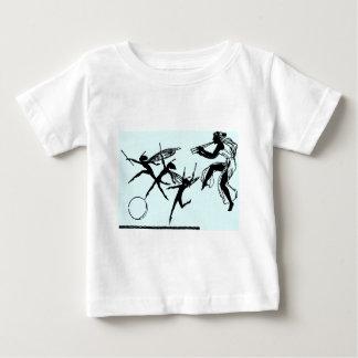 Danse de fées t-shirt pour bébé