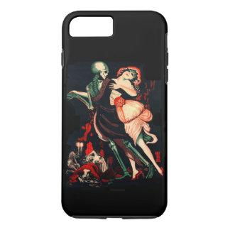 Danse de la mort coque iPhone 7 plus