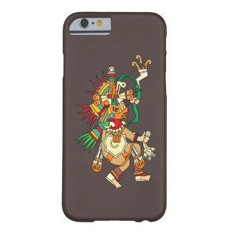 Danse de Quetzalcoatl - personnalisable Coque Barely There iPhone 6