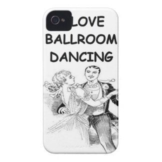 danse de salon coques iPhone 4 Case-Mate