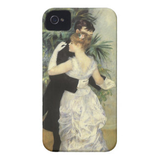 Danse de ville par Pierre Renoir, beaux-arts Coque iPhone 4 Case-Mate