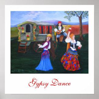 Danse gitane posters