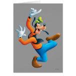 Danse Goofy Carte De Vœux