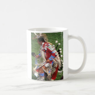 Danse indienne mugs à café