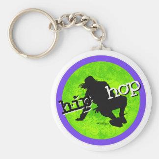 Danse - porte - clé de hip hop porte-clés