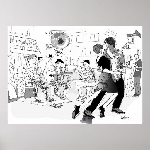 Danse Poster