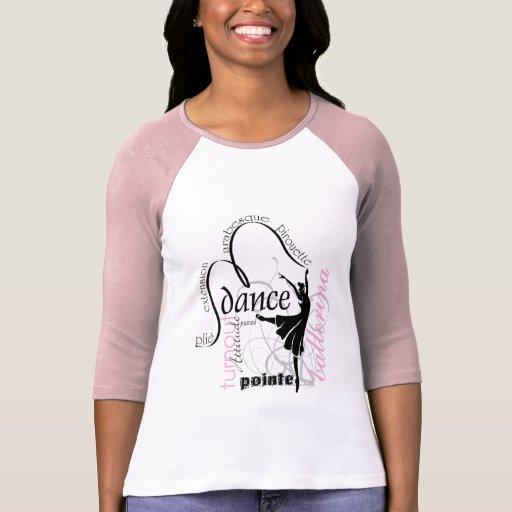 Danse sur Pointe T-shirts