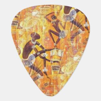 Danse tribale onglet de guitare