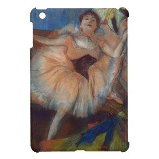 Danseur assis par | d'Edgar Degas, 1879-80 Étuis iPad Mini