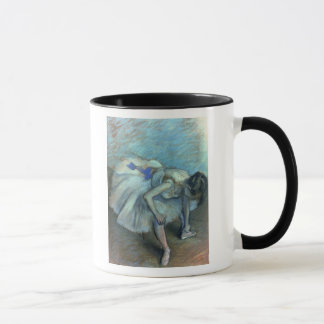 Danseur assis par | d'Edgar Degas, c.1881-83 Mugs