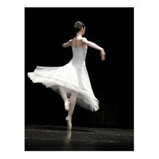 Danseur classique cartes postales