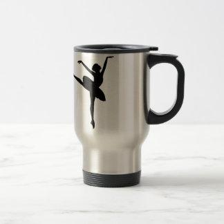 Danseur classique mug de voyage