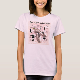 Danseur classique t-shirt