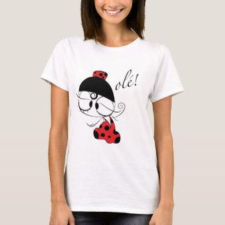 Danseur de flamenco vieux ! t-shirt