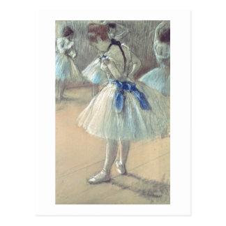 Danseur d'Edgar Degas | Carte Postale