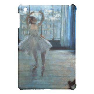 Danseur d'Edgar Degas | devant une fenêtre Coque Pour iPad Mini
