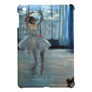 Danseur d'Edgar Degas | devant une fenêtre Coques iPad Mini