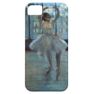 Danseur d'Edgar Degas   devant une fenêtre Coques iPhone 5